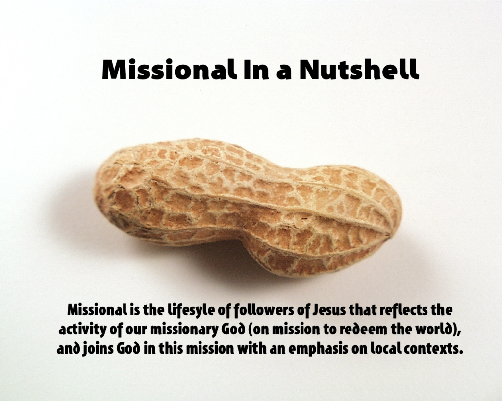 Missional In Nutshell