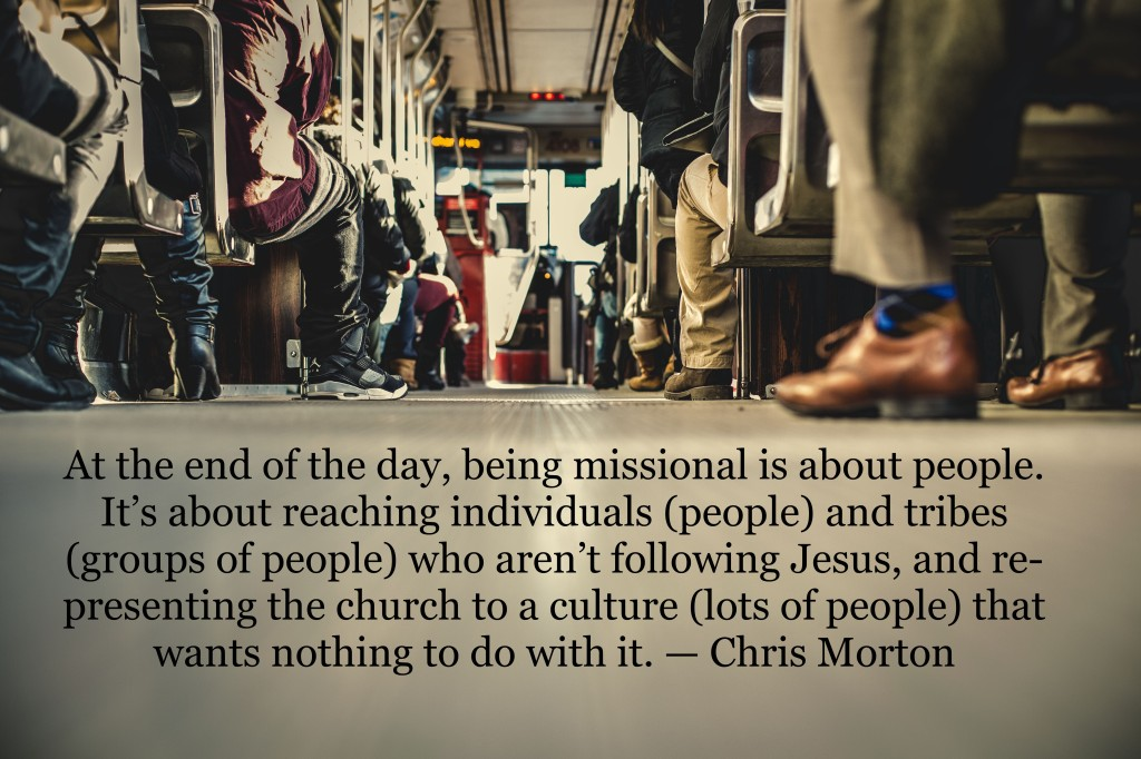 missionalisaboutpeople