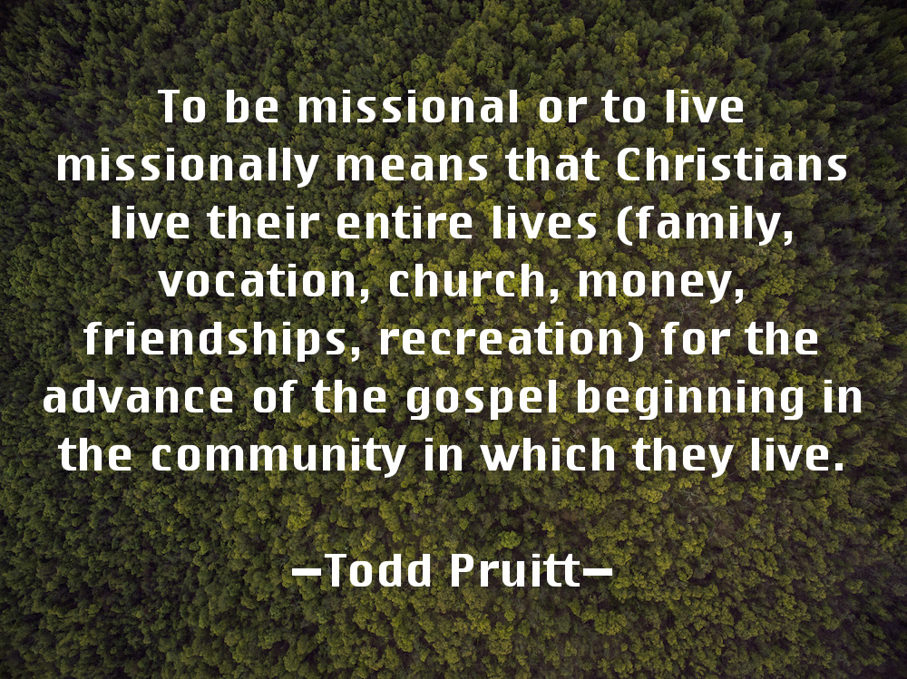 Via -- http://theaquilareport.com/is-it-missional-to-tell-the-truth/