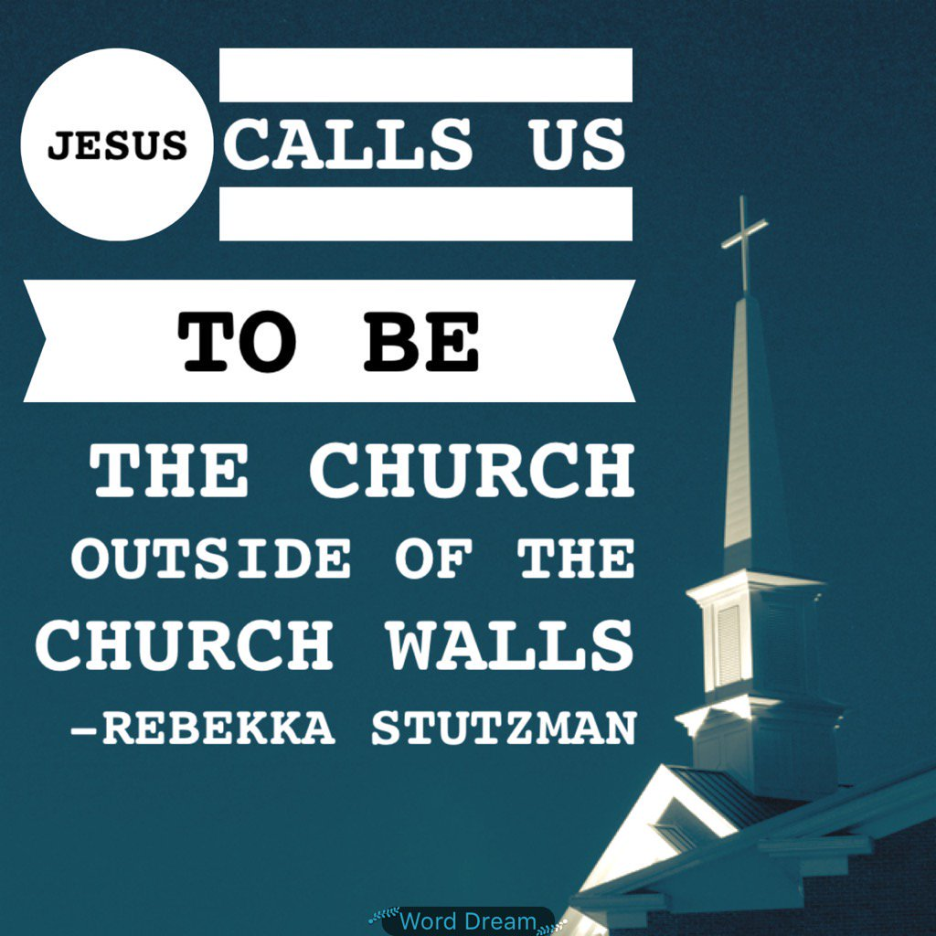Jesus Calls us