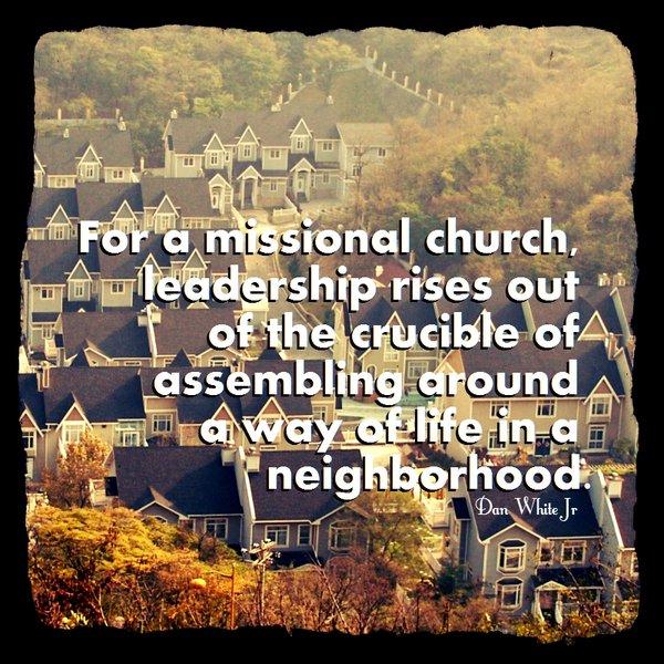 missional leadership